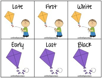 """""""Let's Fly A Kite"""" by Stuart Murphy Companion Pack"""