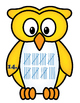"""Let's Fly to Counting Our """"Tallies"""" Owl Scoot!"""