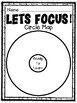 Lets Focus! Classroom Management Circle Map