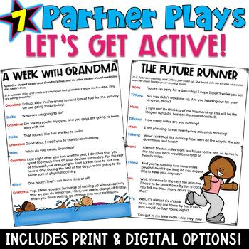 Let's Get Active: Partner Plays