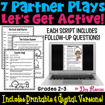 Let's Get Active: Partner Plays
