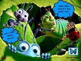 Let's Get Buggy!: A Big's Life Interactive Powerpoint abou