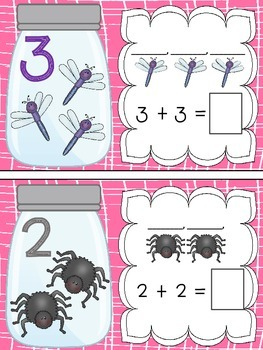 """Let's Get Buggy - A """"Counting On"""" Strategy Scoot Game"""
