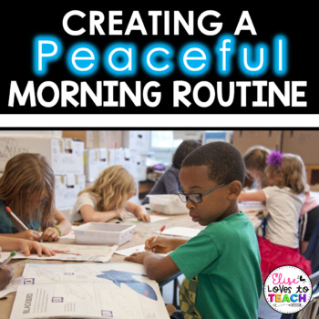 Let's Get Crackin': Lesson Plan for Teaching Morning Bellwork Routine