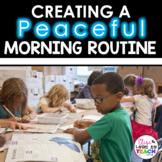 Let's Get Crackin': Lesson Plan for Teaching Morning Bellw