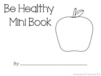 Let's Get Healthy! A Healthy Eating Unit