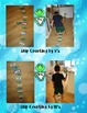Let's Get Hopping: Skip Counting 2, 3, 5, 10's Math Lesson Plan Games, Printable