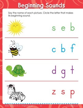 Let's Get Ready For Preschool: Reading
