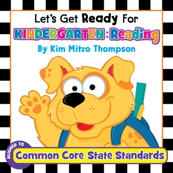 Let's Get Ready for Kindergarten: Reading