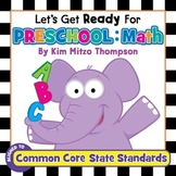 Let's Get Ready for Preschool: Math