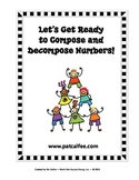 Let's Get Ready to Compose and Decompose Numbers