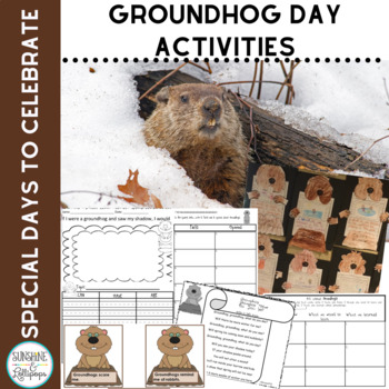 Groundhog Day: Let's Get to Know Punxsutawney Phil for 1-2