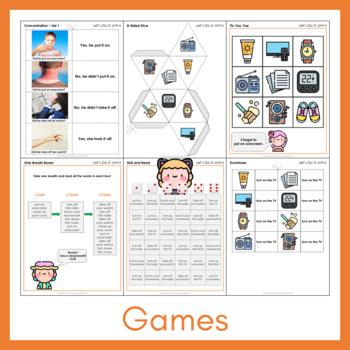 Let's Go 5 - Unit 4 Worksheets (+160 Pages!)