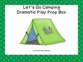 Let's Go Camping Dramatic Play Kit