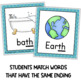 Ending Sounds Blends and Digraphs Game