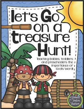 Let's Go On A Treasure Hunt {Bible Lesson}