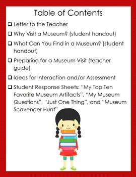 Let's Go On a Field Trip - A Place-Based Learning Guide for Museums