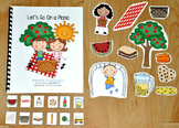 "Adapted Book--""Let's Go On a Picnic"""