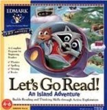 Let's Go Read 1: An Island Aventure