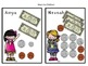 Let's Go Shopping: A Holiday Themed Money Counting Activity