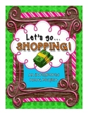 Let's Go Shopping Integrated Math Project for Early FInishers
