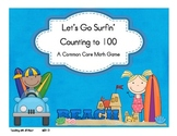 Let's Go Surfin' Counting to 100 game