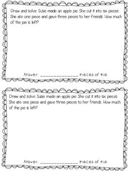 Let's Go on a Math Picnic! { 5 Fun Math Centers }