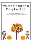 Let's Go on a Pumpkin Hunt