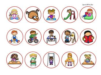 Let's Go to School:  Pronouns, Verb Tense, & Vocabulary