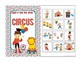 """Let's Go to the Circus"" Interactive book"