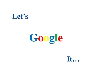 Let's Google It! Bulletin Board