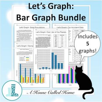 Let's Graph: Bar Graph Bundle