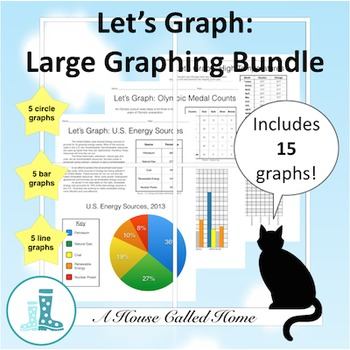 Let's Graph: Large Graphing Bundle