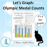 Let's Graph: Olympic Medal Counts