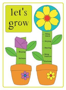 Let's Grow - Postive Behaviour Reinforcement and Reward