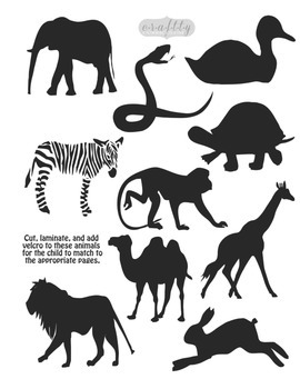 Let's Guess the Animals! (Interactive Book)