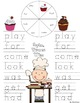 Let's Have S'more Fun Sight Words Set 4  Lucy Calkins and