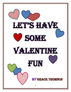 Let's Have Some Valentine Fun