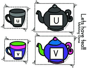 Lets Have Tea Learning Set