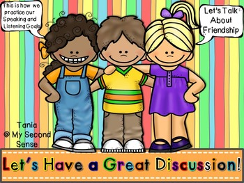 Let's Have a Great Discussion!