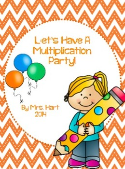 Let's Have a Multiplication Party!