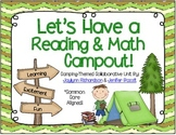 Let's Have a Reading and Math Campout! A Camping-Themed Co