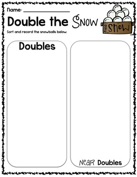 Let's Have a Snowball Fight!  Math Edition