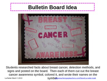Let's Help Fight Breast Cancer