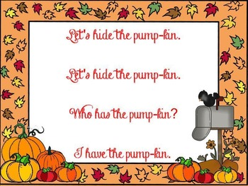 Let's Hide The Pumpkin - A Duration of Sound, Mi-So-La Song (SMNTBK Edition)