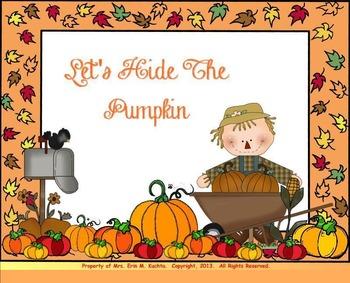Let's Hide The Pumpkin - A Duration of Sound, Mi-So-La Son