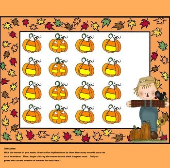 Let's Hide The Pumpkin - Duration of Sound, Mi-So-La Song (PPT Edition)
