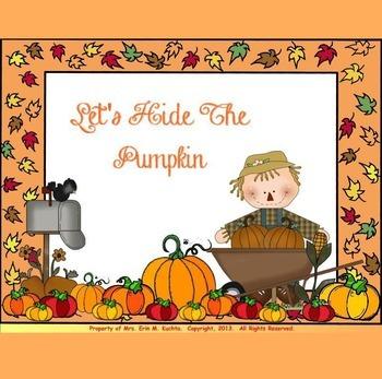Let's Hide The Pumpkin - Duration of Sound, Mi-So-La Song