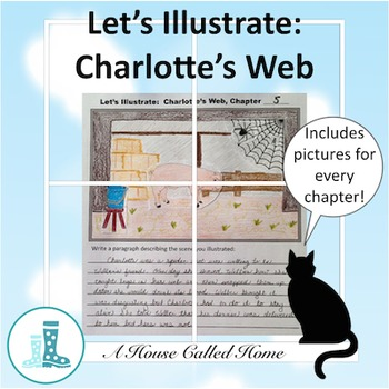 Let's Illustrate: Charlotte's Web