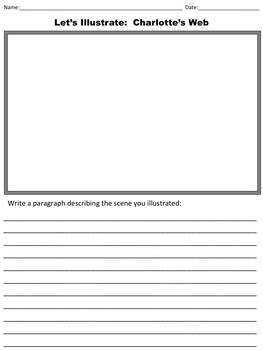 Let's Illustrate: Charlotte's Web